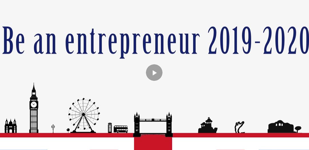 Programa Be an Entrepreneur
