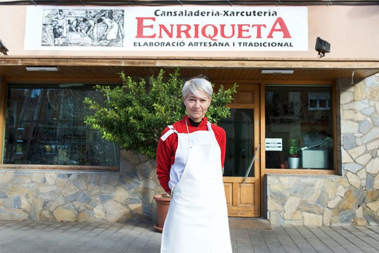 cansaladeria xarcuteria Enriqueta exterior 2 768x513