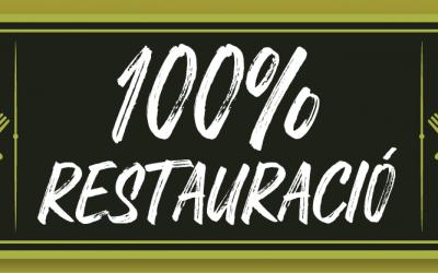 Campanya 100% Restauració