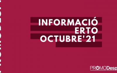 Procediment per prorrogar els ERTO vigents a 30 de setembre, força major o de causes ETOP, des de l' 1 de novembre fins al 28 de febrer